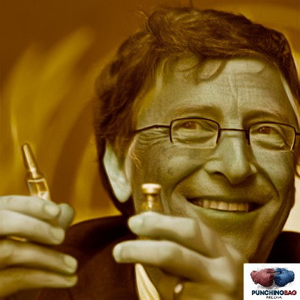 Bill Gates and Population Control