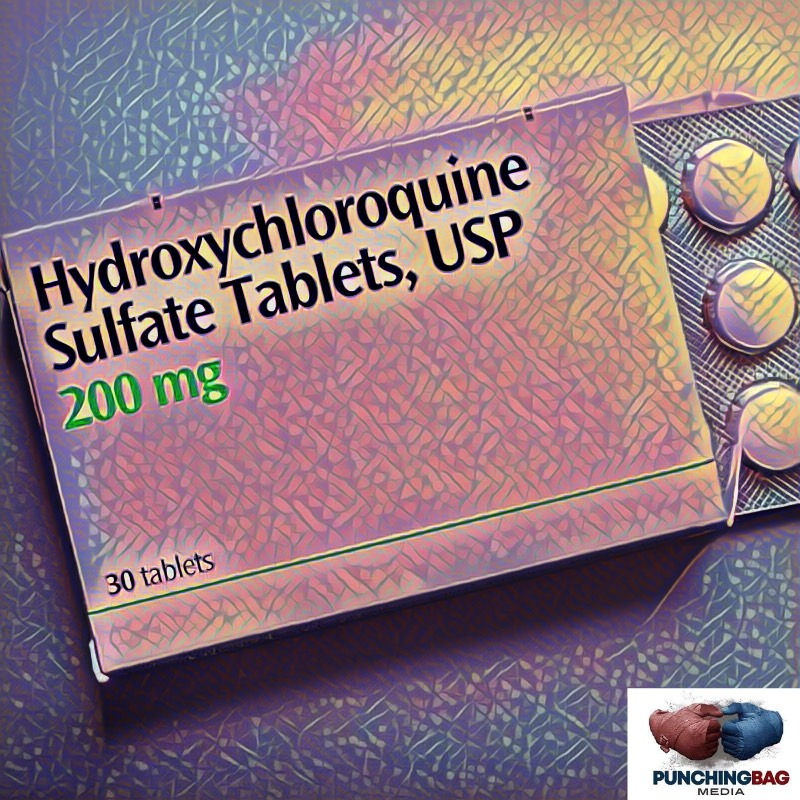 The War On COVID Cure Hydroxychloroquine
