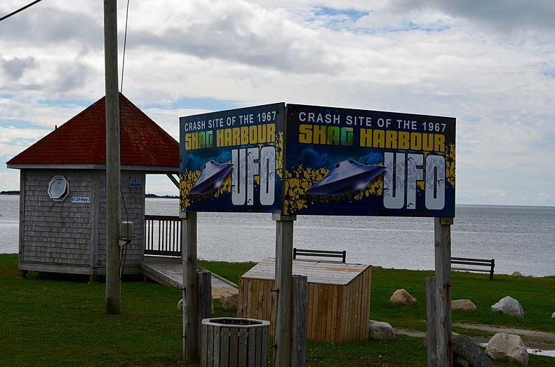 Shag Harbour UFO Crash Still Holds Water