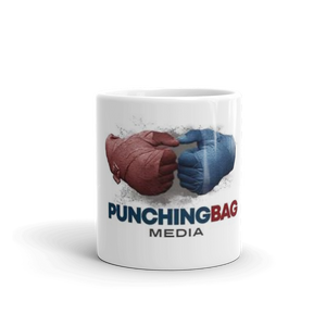 Official Punching Bag Media Coffee Mug