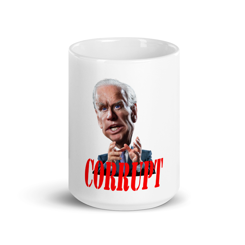 Joe Biden Corrupt Coffee Mug
