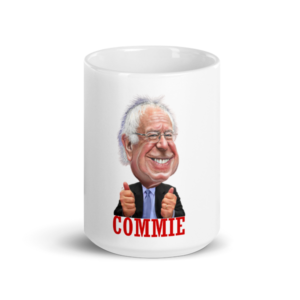 Berni Sanders Commie Coffee Mug