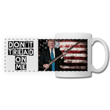Trump Gun Rights Mug - white