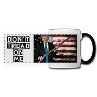 Trump Gun Rights Mug - white/black