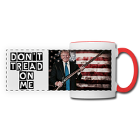 Trump Gun Rights Mug - white/red