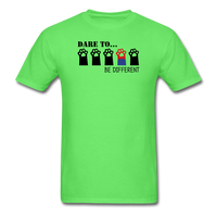Be Different T-Shirt - kiwi
