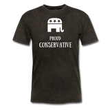 Proud Conservative T-Shirt - mineral black