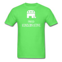 Proud Conservative T-Shirt - kiwi