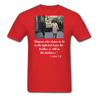 Equal Rights - Religious Tee - red