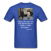 Equal Rights - Religious Tee - royal blue