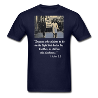 Equal Rights - Religious Tee - navy