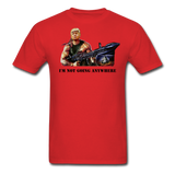 Trump Rambo T-Shirt - red