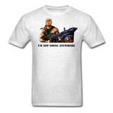 Trump Rambo T-Shirt - light heather gray
