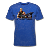Trump Rambo T-Shirt - mineral royal