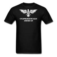 Unapologetically American T-Shirt - black