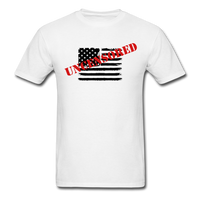 USA Uncensored T-Shirt - white