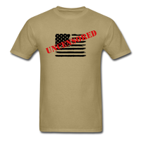 USA Uncensored T-Shirt - khaki