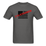 USA Uncensored T-Shirt - charcoal