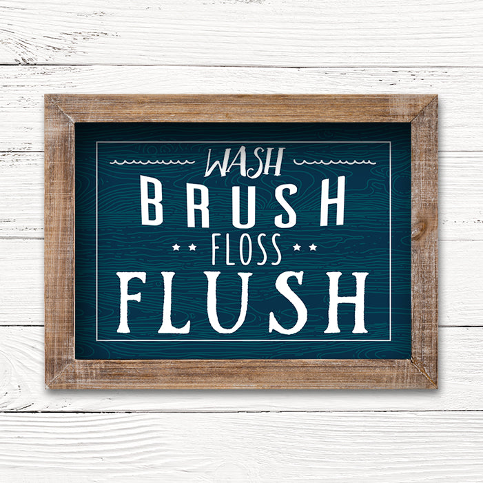 Free Bathroom Wall Art for Kids