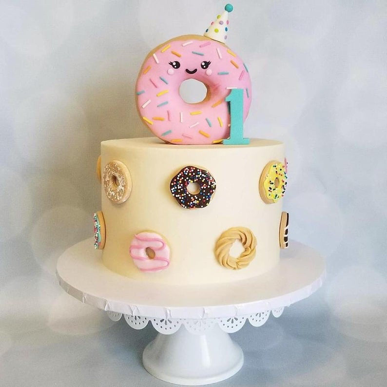 12 Best Donut Birthday Party Ideas