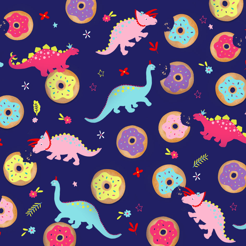 Dinosaurs and Donuts