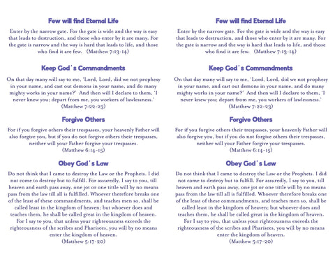 free printable christian tract double sided