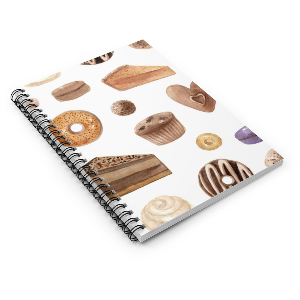 Sweet Treats Notebook