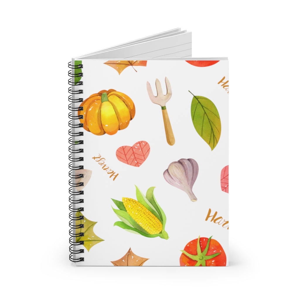 Fall Garden Notebook