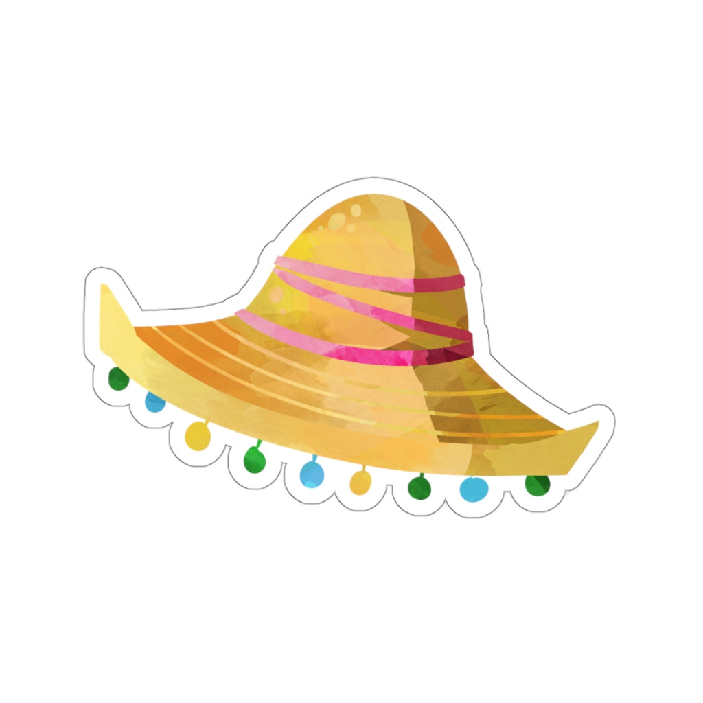 Sombrero Sticker