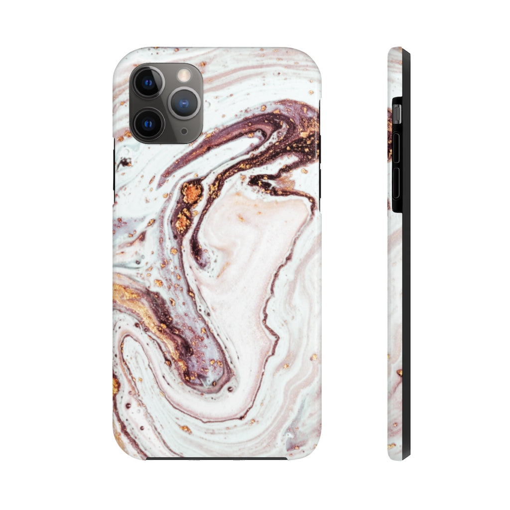 Gold Blush Marble Phone Case