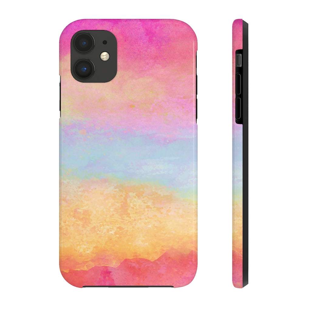 Colorful Watercolor Phone Case