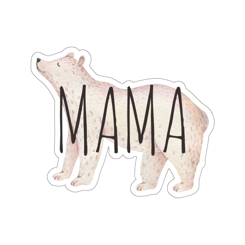 Mama Bear Sticker Decal