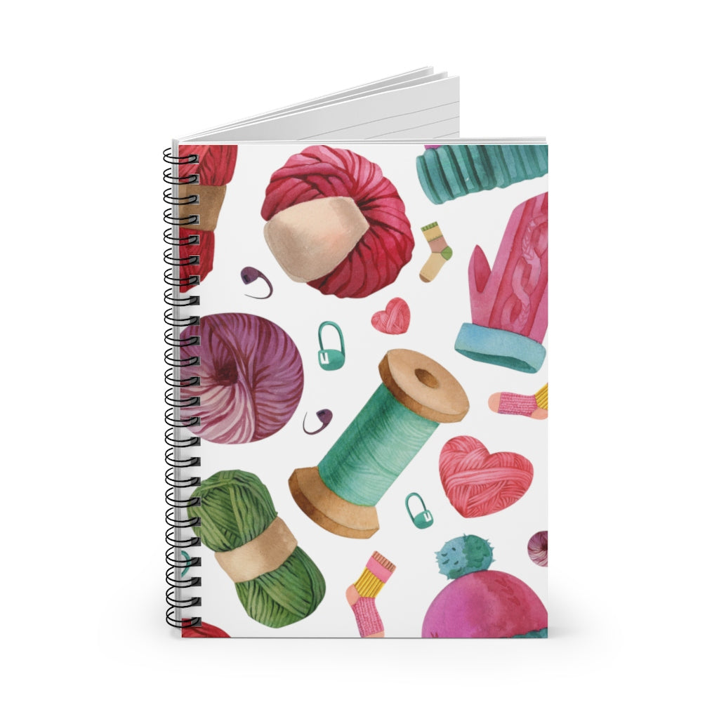 Knitting Notebook