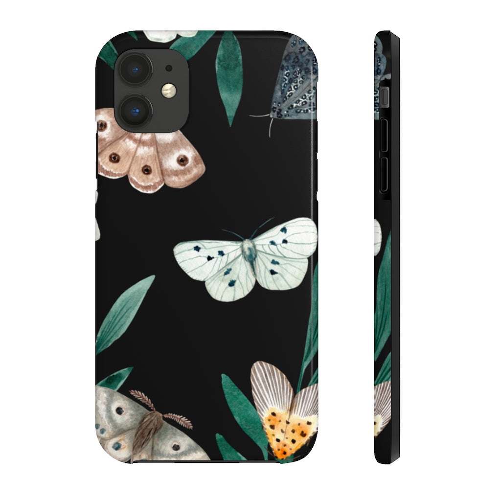 Night Butterfly Phone Case