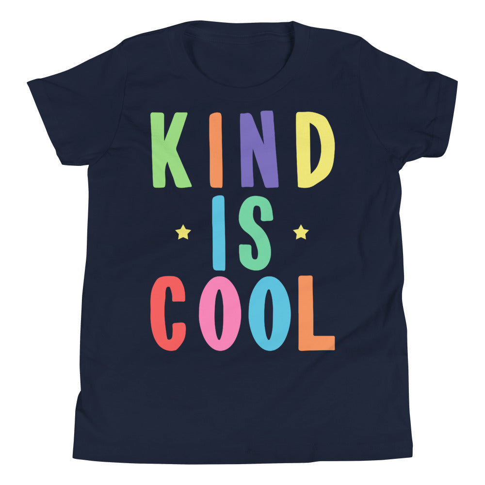 Kind Is Cool Youth Tee