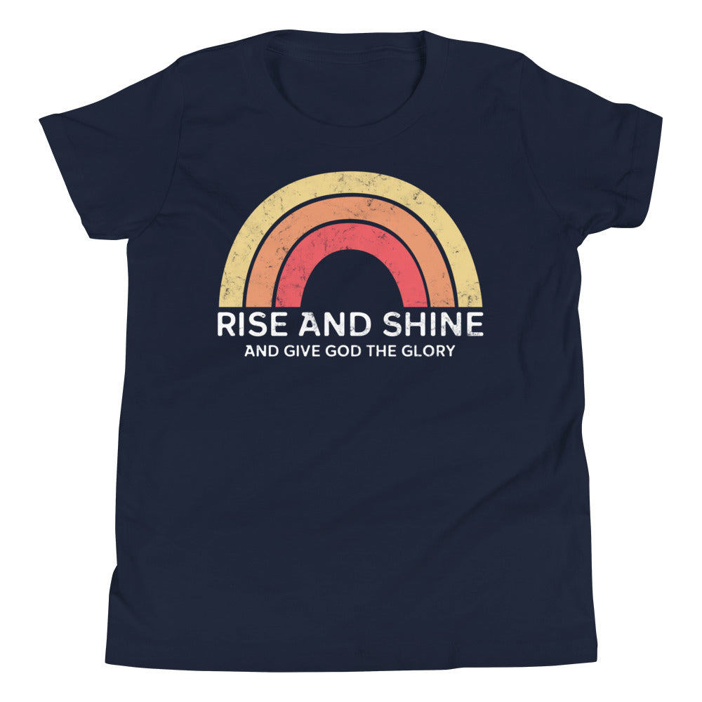 Rise and Shine Youth Tee