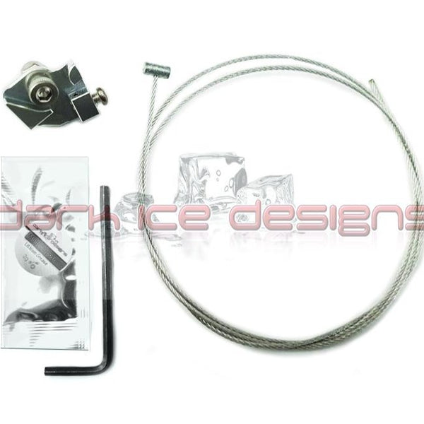 Ford S-max Easy Fix Handbrake Cable