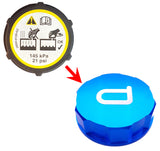 Ford Coolant Cap