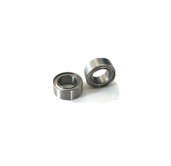 Aluminium Lego Technic Style Beam cutting guide BEARINGS