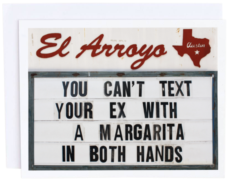 El Arroyo Can't Text Your Ex