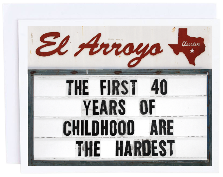El Arroyo 40 Years