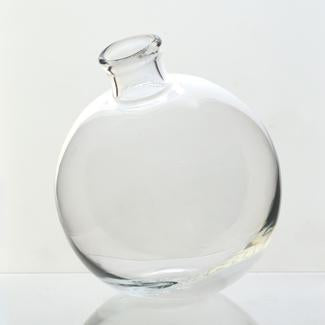 etuHOME Clear Sphere Vase