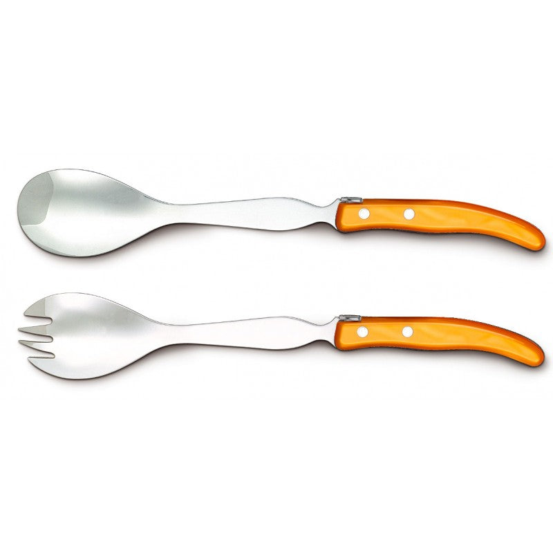 Claude Dozorme Salad Servers