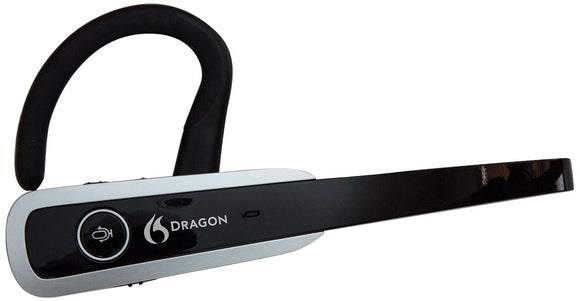 Nuance Dragon Bluetooth Headset, Dictate Documents and Control your PC - all by Voice, [PC Disc] - Graphene Theory