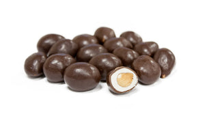 Dark Chocolate Covered Coconut Almonds - Palm Bites®