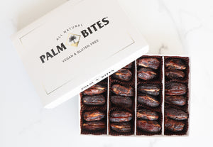 Naked Nutella+Peanut Butter Palm Bites (Not Vegan) - Palm Bites®