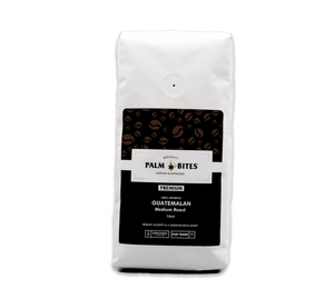 Guatemalan 1lb Medium Roast - Organic & Fair Trade Coffee - Palm Bites®
