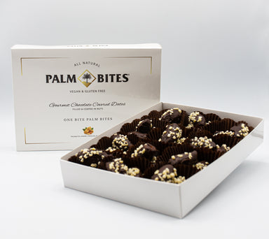 One Bite | Peanut Palm Bites - Palm Bites®