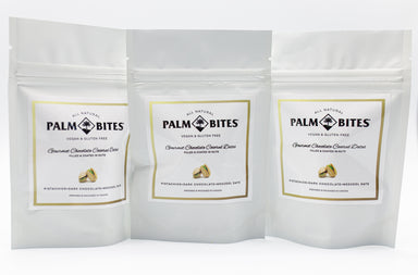 Sample Size One Bite | Pistachio Palm Bites - Palm Bites®