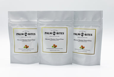 Sample Size One Bite | Hazelnut Palm Bites - Palm Bites®
